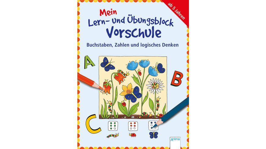 Buch ARENA Buchstaben Zahlen und logisches Denken