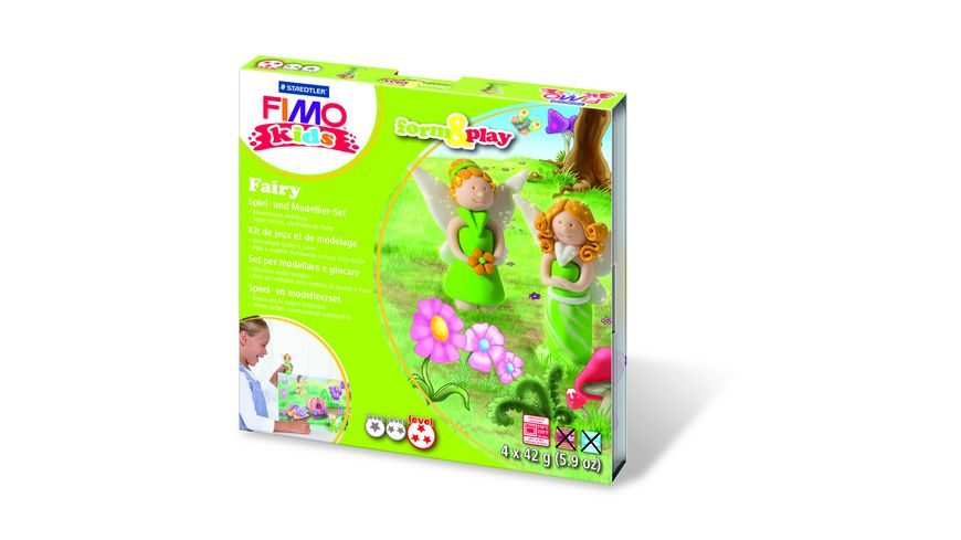 STAEDTLER FIMO KIDS FORM PLAY FAIRY