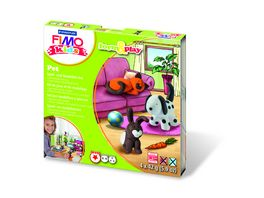 FIMO KIDS FORM PLAY PET 4 x 42 g