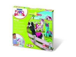 FIMO KIDS FORM PLAY PONY 4 x 42 g