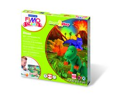 FIMO KIDS FORM PLAY DINO 4 x 42 g