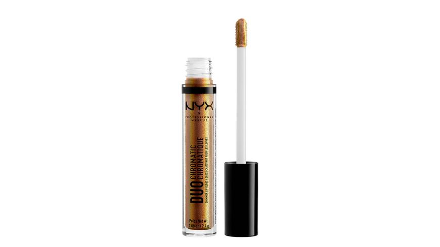 NYX PROFESSIONAL MAKEUP Lipgloss Duo Chromatic Lip Gloss