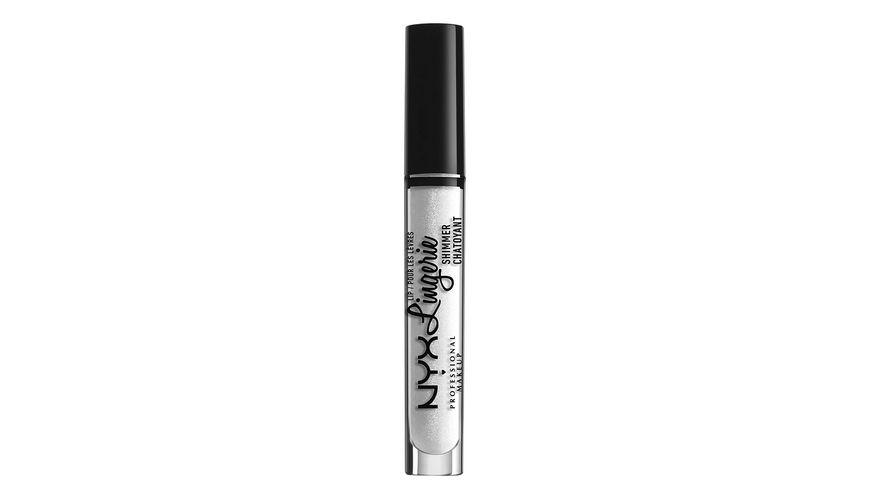 NYX PROFESSIONAL MAKEUP Lipgloss Lip Lingerie Shimmer