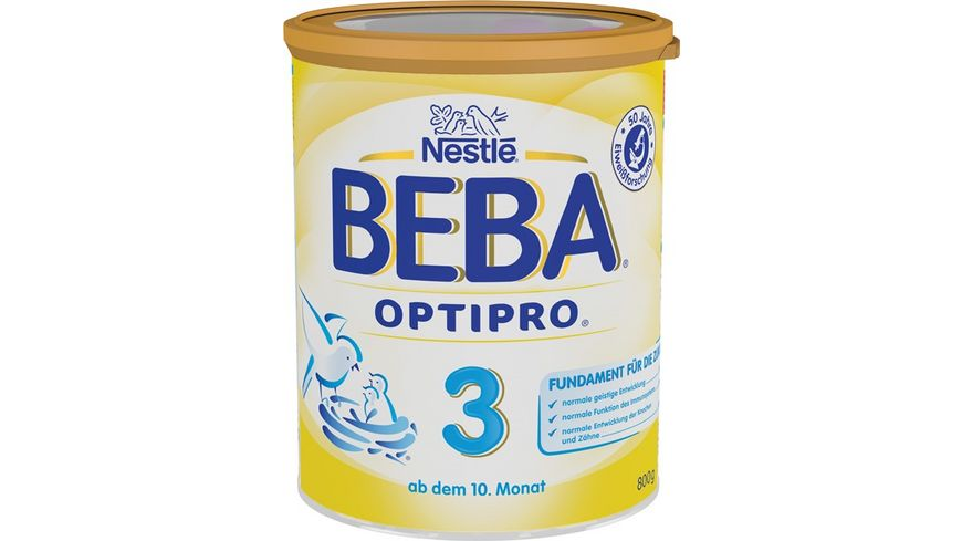 Nestle BEBA OPTIPRO 3 800 g