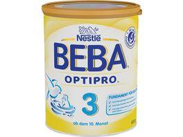 Nestle BEBA Folgemilch OPTIPRO 3