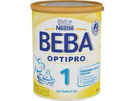 Nestle BEBA Anfangsmilch OPTIPRO 1