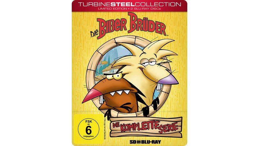 Die Biber Brueder Turbine Steel Collection SD on Blu ray 2 BRs