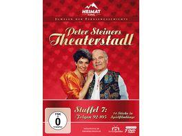 Peter Steiners Theaterstadl Staffel 7 Fernsehjuwelen 7 DVDs