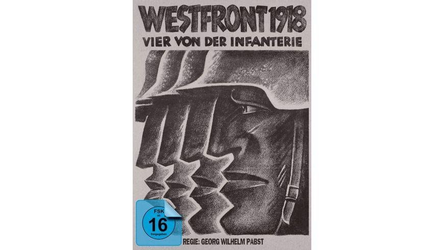 Westfront 1918 Vier von der Infanterie Limited Mediabook DVD