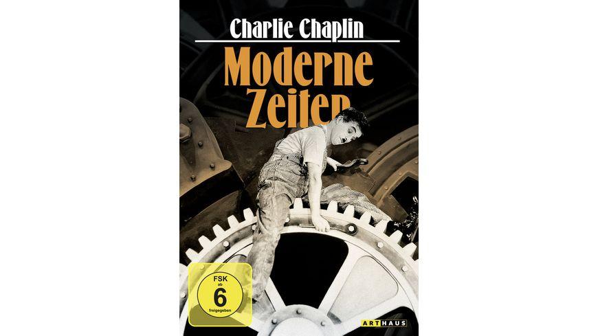 Charlie Chaplin Moderne Zeiten