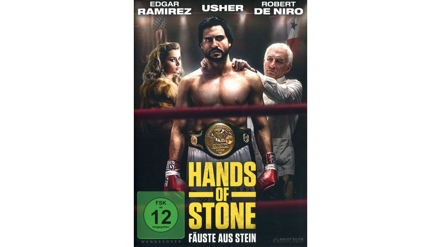 Hands of Stone Faeuste aus Stein