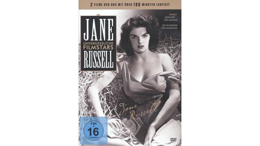 Unvergessliche Filmstars Jane Russell