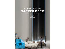 The Killing of a Sacred Deer Limitiertes und serialisiertes Mediabook DVD