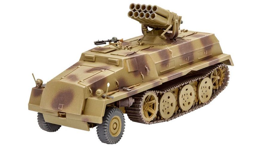 Revell 03264 sWS with 15 cm Panzerwerfer 42