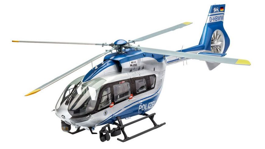Revell 04980 Airbus H145 Police suveillance helicopter