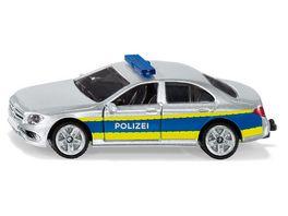 SIKU 1504 Super Polizei Streifenwagen
