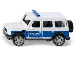 SIKU 2308 Super Mercedes AMG G65 Bundespolizei