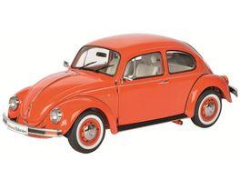 Schuco Edition 1 18 VW Kaefer 1600i Ultima Edicion snap orange