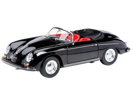 Schuco Edition 1 18 Limited Edition Porsche 356A Speedster schwarz