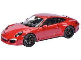 Schuco Edition 1 18 Porsche 911 Carrera GTS Coupe Karminrot