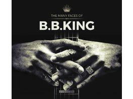 Many Faces Of BB King