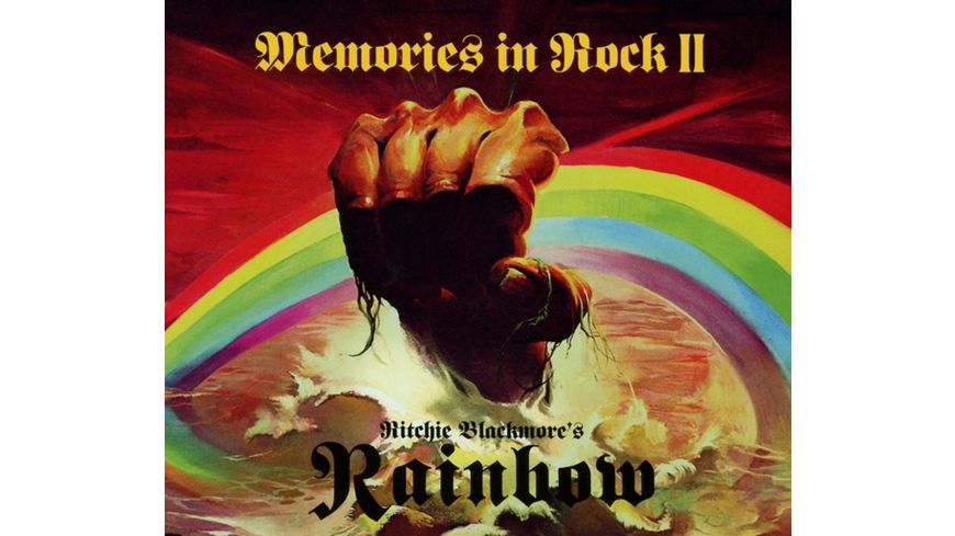 Memories In Rock II 2CD DVD