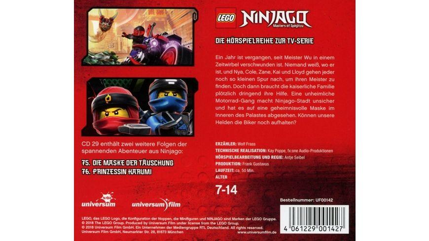 LEGO Ninjago CD 29