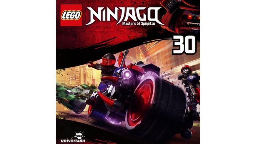 LEGO Ninjago CD 30