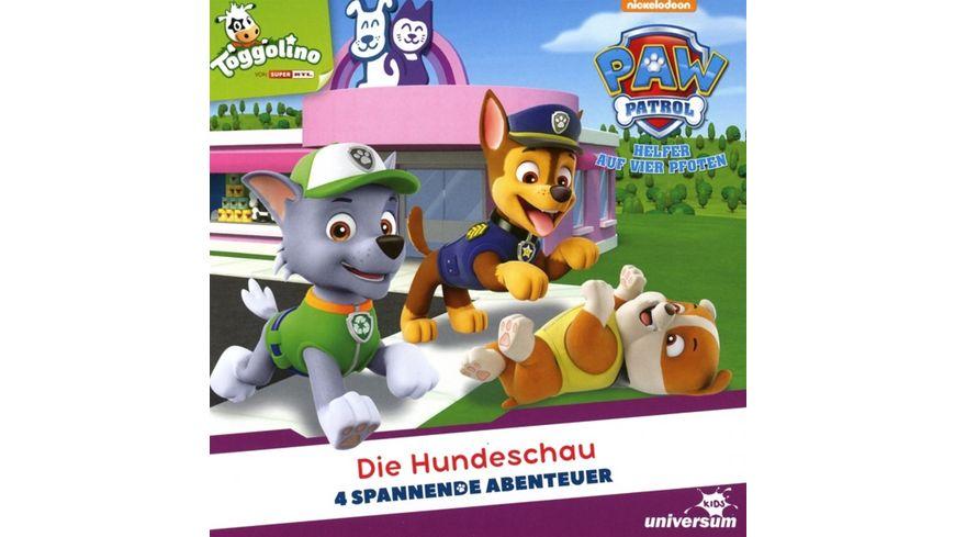 PAW Patrol CD 7