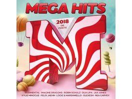 Megahits 2018 Die Zweite