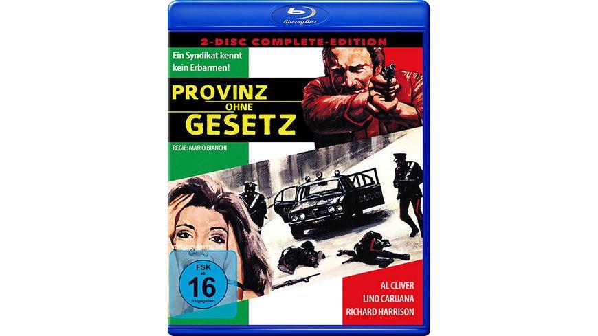 Provinz ohne Gesetz Uncut DVD