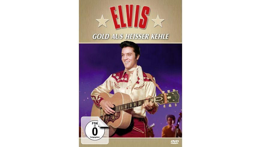 Elvis Presley Gold aus heisser Kehle Loving You Filmjuwelen