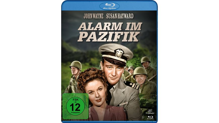 Alarm im Pazifik John Wayne