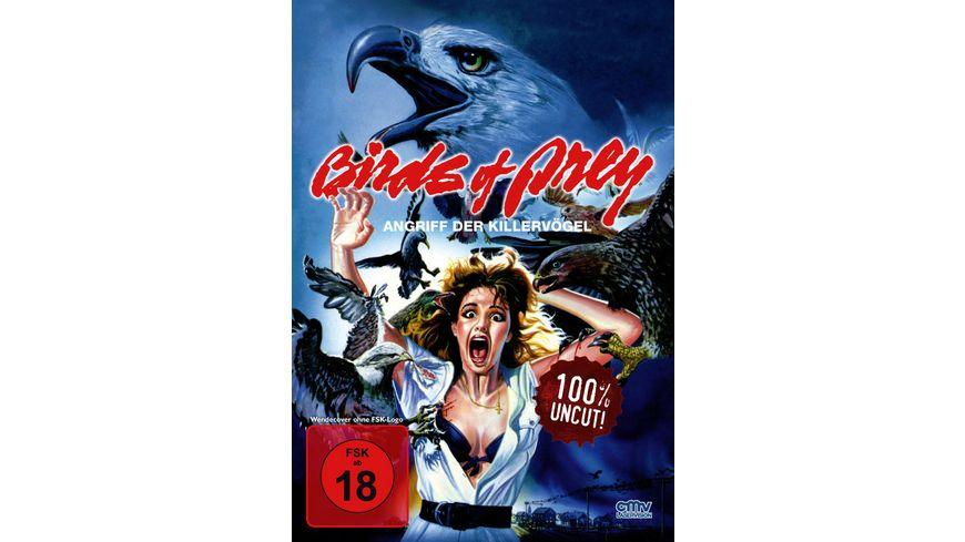Birds of Prey Angriff der Killervoegel Uncut