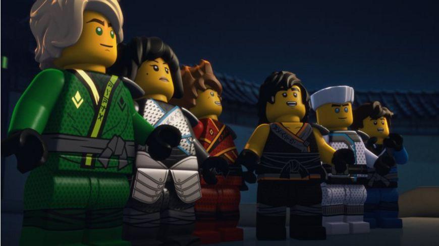 LEGO Ninjago Staffel 8 1