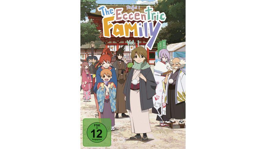 The Eccentric Family Staffel 1 1