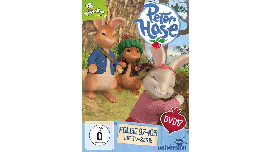 Peter Hase DVD 17 Die TV Serie Folge 97 103