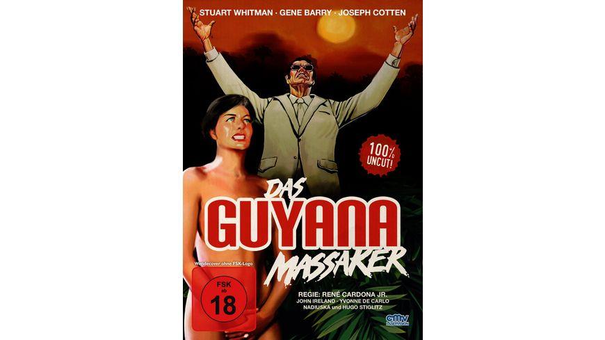 Das Guyana Massaker Uncut