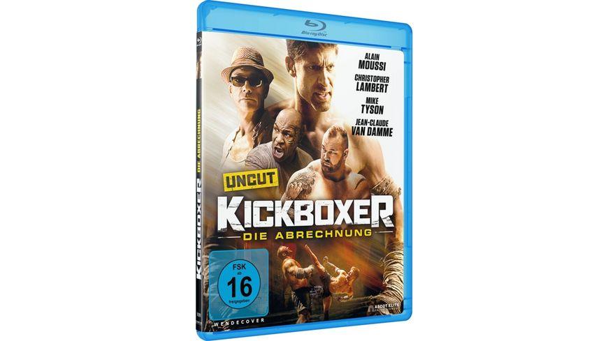 Kickboxer Die Abrechnung Uncut