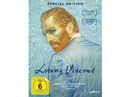 Loving Vincent Limitierte Special Edition CD Soundtrack