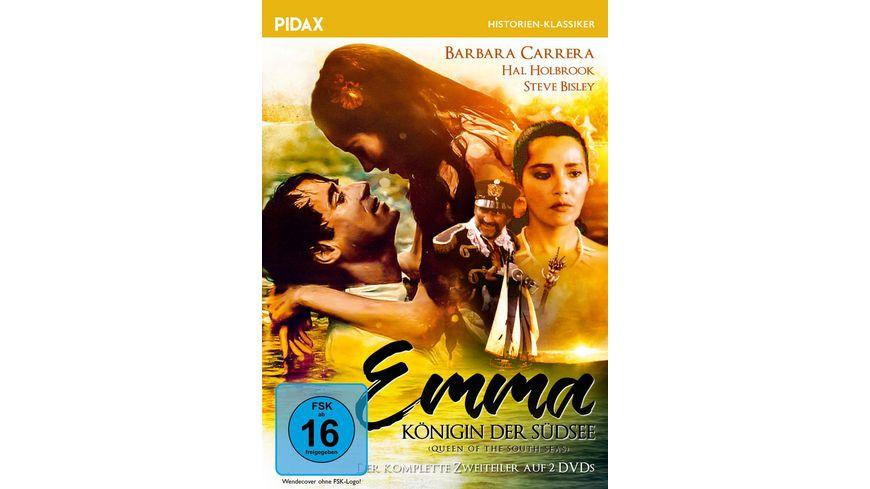 Emma Koenigin der Suedsee 2 DVDs