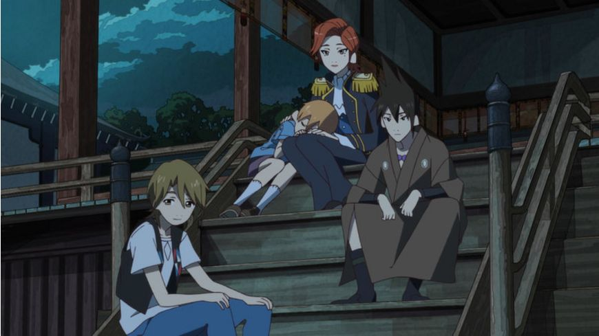 The Eccentric Family Staffel 1 1