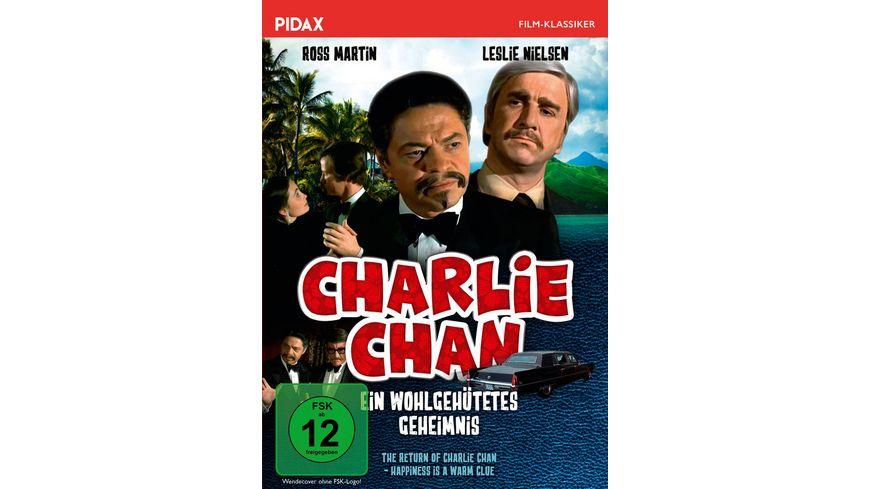Charlie Chan Ein wohlgehuetetes Geheimnis