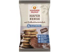 HAMMERMUEHLE Hafer Vollmilch Kekse glutenfrei