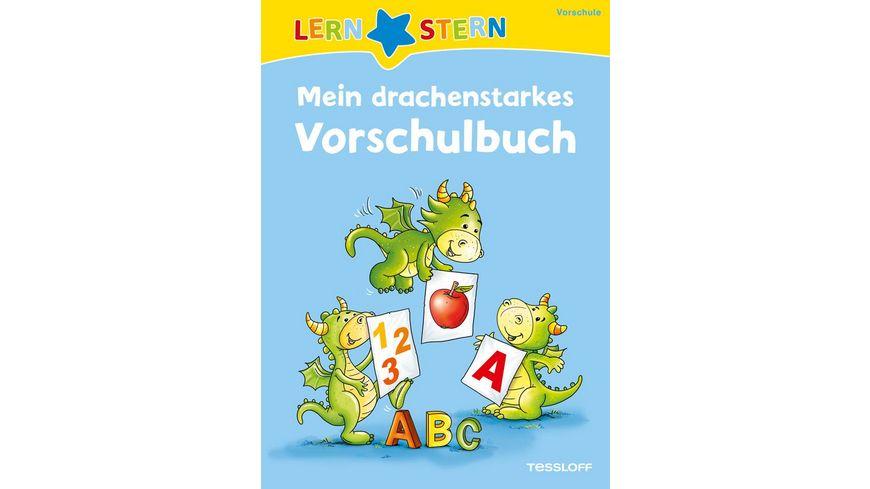 Buch Tessloff Mein drachenstarkes Vorschulbuch