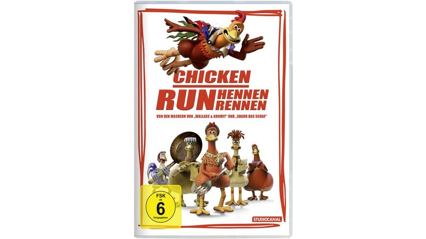Chicken Run Hennen Rennen