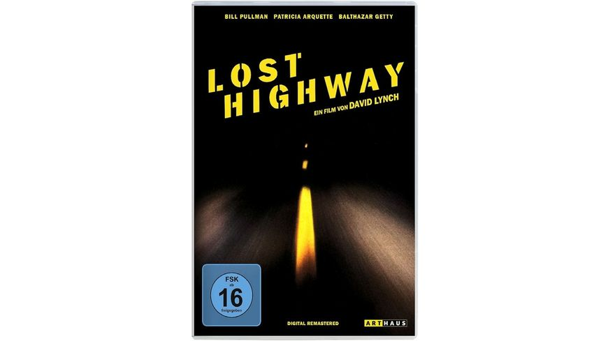 Lost Highway Digital Remastered