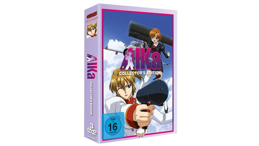 Agent Aika Gesamtausgabe 2 DVDs