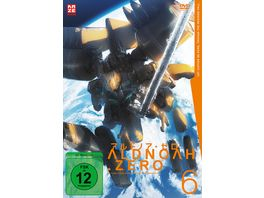 Aldnoah Zero 2 Staffel DVD 6