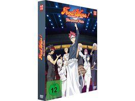 Food Wars The Second Plate 2 Staffel DVD 1 mit Sammelschuber Limited Edition